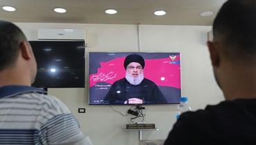 """هل يَرضى """"حزب الله"""" بحلّ الدولتين؟"""