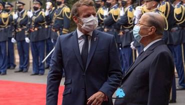 كواليس من لقاء عون- ماكرون: فرنسا تدعم كل الخيارات التي يلتقي عليها اللبنانيون
