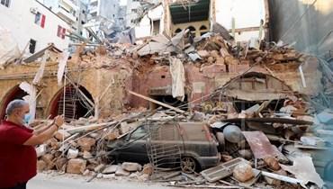 هل بمقدور شركات التأمين التعويض عن خسائر الانفجار؟ طربيه: سنعوِّض بين 5 و10% من الكلفة والباقي معيدو التأمين
