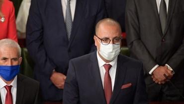 البرلمان التونسي يمنح حكومة المشيشي الثقة