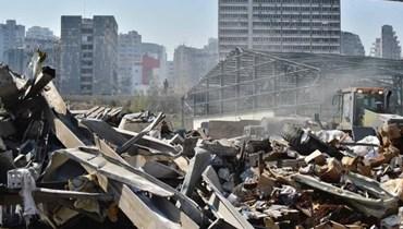 """إنفجار بيروت يفاقم الانكماش والكلفة الاولية تتخطى 5 مليارات دولار كومار جاه لـ"""" النهار"""": دعوة للاستيقاظ والعمل على تغيير مؤسسي واقتصادي"""
