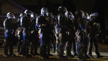 احتجاجات بورتلاند تتحوّل أعمال عنف: الشرطة تنفّذ اعتقالات
