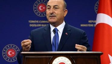 """تركيا تتّهم اليونان بـ""""الكذب"""" لتتهرب من الحوار حول شرق المتوسط"""