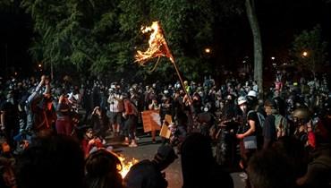 بورتلاند: مئة يوم من الاحتجاجات ضدّ عنف الشرطة والعنصريّة