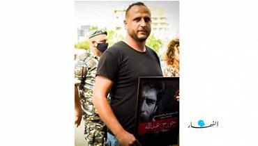 """عبد عباس """"العنفوان والشهامة"""" جثة في خلدة... """"حلمي إبني بلد!"""" (فيديو)"""