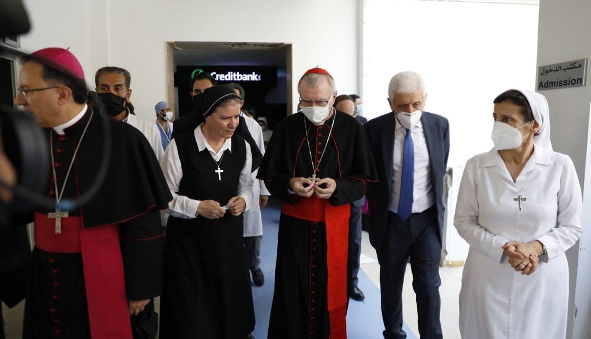 بين رابية أَنطلياس ورابية جاج: أَرزةُ الـفاتيكان