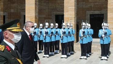 عشية مناورات عسكرية تركية... إردوغان يوجّه تهديداً جديداً لليونان