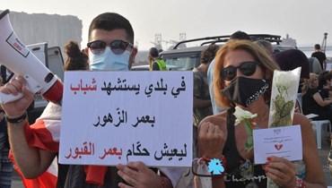 لبنان على مفترق الطرق