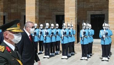 تركيا تبدأ تدريبات عسكريّة في شمال قبرص