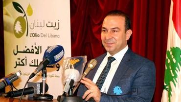 مرتضى أطلق حملة الترويج لزيت الزيتون البكر اللبناني: للدعم الإيطالي أهمية في الأمن الغذائي