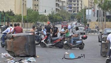 اشتباك مسلح في طريق الجديدة والأهالي يطالبون الجيش بالتدخل السريع