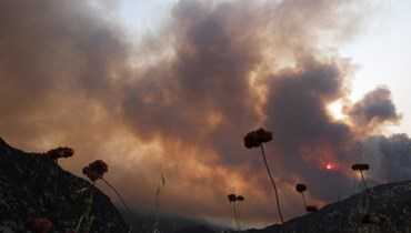 حرائق كاليفورنيا التهمت مساحة غير مسبوقة منذ 33 عاماً