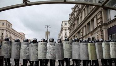 زعيمة الاحتجاجات في روسيا البيضاء وحلفاؤها يعبرون الحدود إلى أوكرانيا