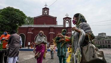 """الإعدام لمسيحي باكستاني دين بـ""""التجديف"""" قبل سبع سنوات"""