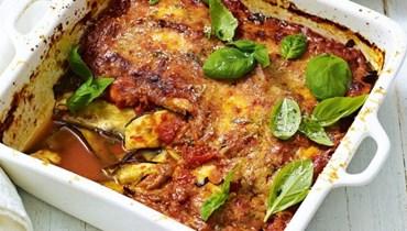 """سرّ تحضير باذنجان """"البارميجيانا"""": طبق من المطبخ الإيطالي!"""