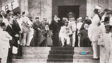 """مئة عام على قيام """"لبنان الكبير"""": هل عاد الصراع الفرنسي - التركي على لبنان والمنطقة؟"""