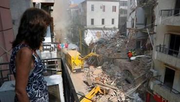 Warnings of hazardous waste threat after Beirut blast