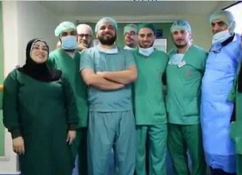 الطبيب اللبناني بلال عبيد.