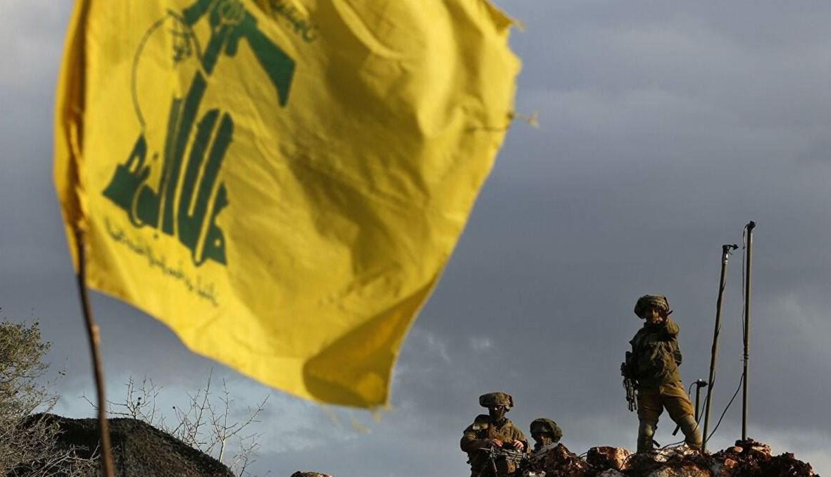 """راية """"حزب الله""""."""