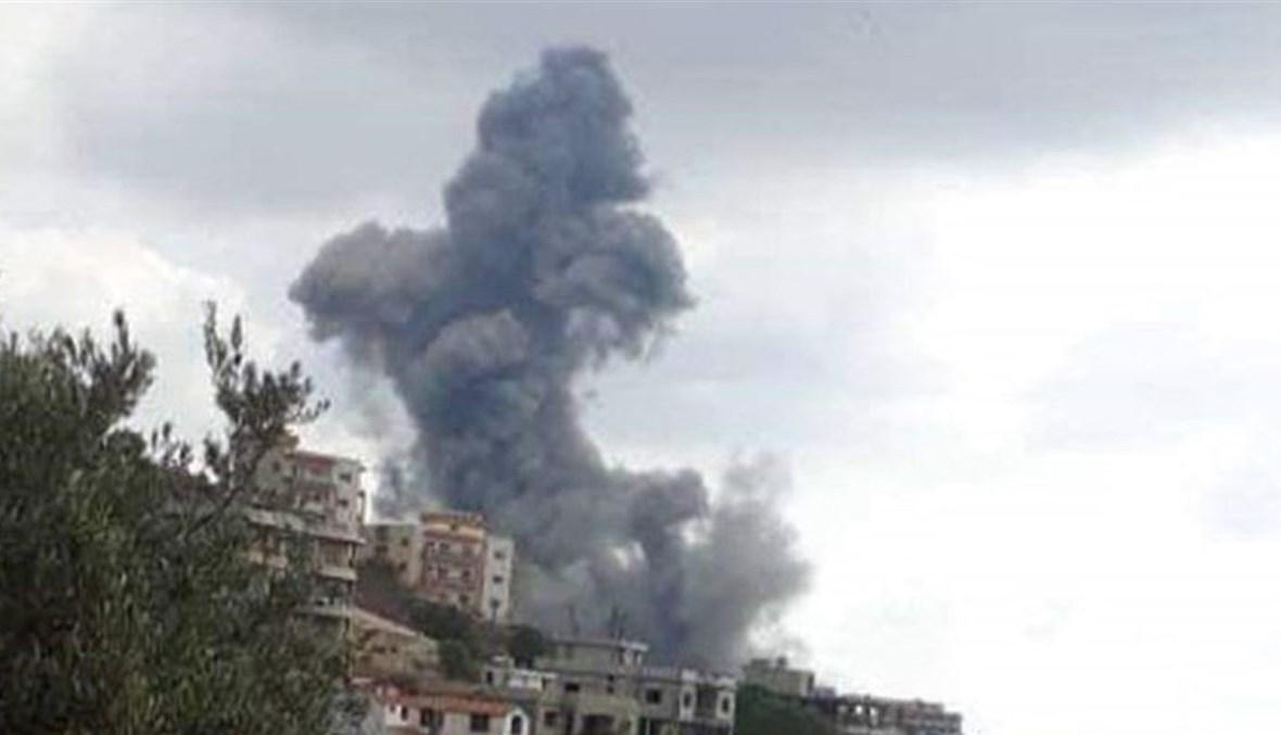 التستّر على انفجار عين قانا يفاقم هاجس آلاف الانفجارات!
