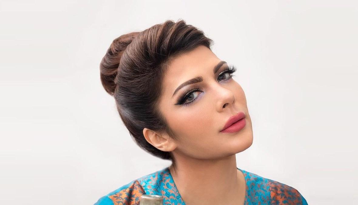الفنانة السورية أصالة نصري