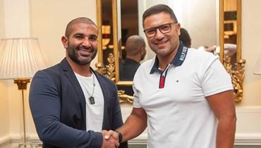 """مدير جديد لأعمال المطرب أحمد سعد: """"انتظروا أقوى الأعمال"""""""
