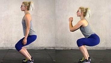 5 تمارين رياضية لشد الجسم في المنزل