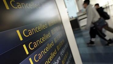 International travel faces unprecedented challenges