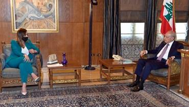 سلسلة لقاءات لبرّي في عين التينة... أرسلان: ليتحمل الجميع مسؤولية إنقاذ البلد