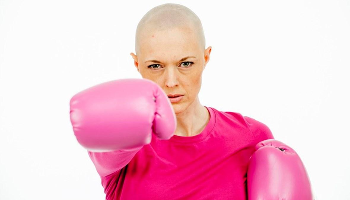 الرياضة تحارب سرطان الثدي.
