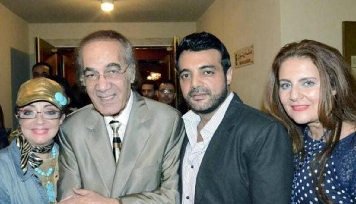 عائلة الراحل محمود ياسين