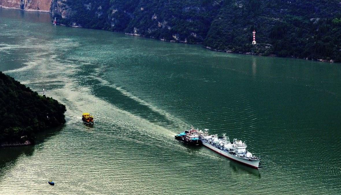 بحر الصين (أ ف ب).