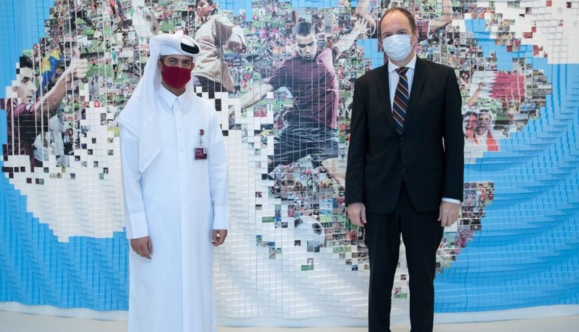 الدوحة تستعد لاستضافة كأس العالم 2022