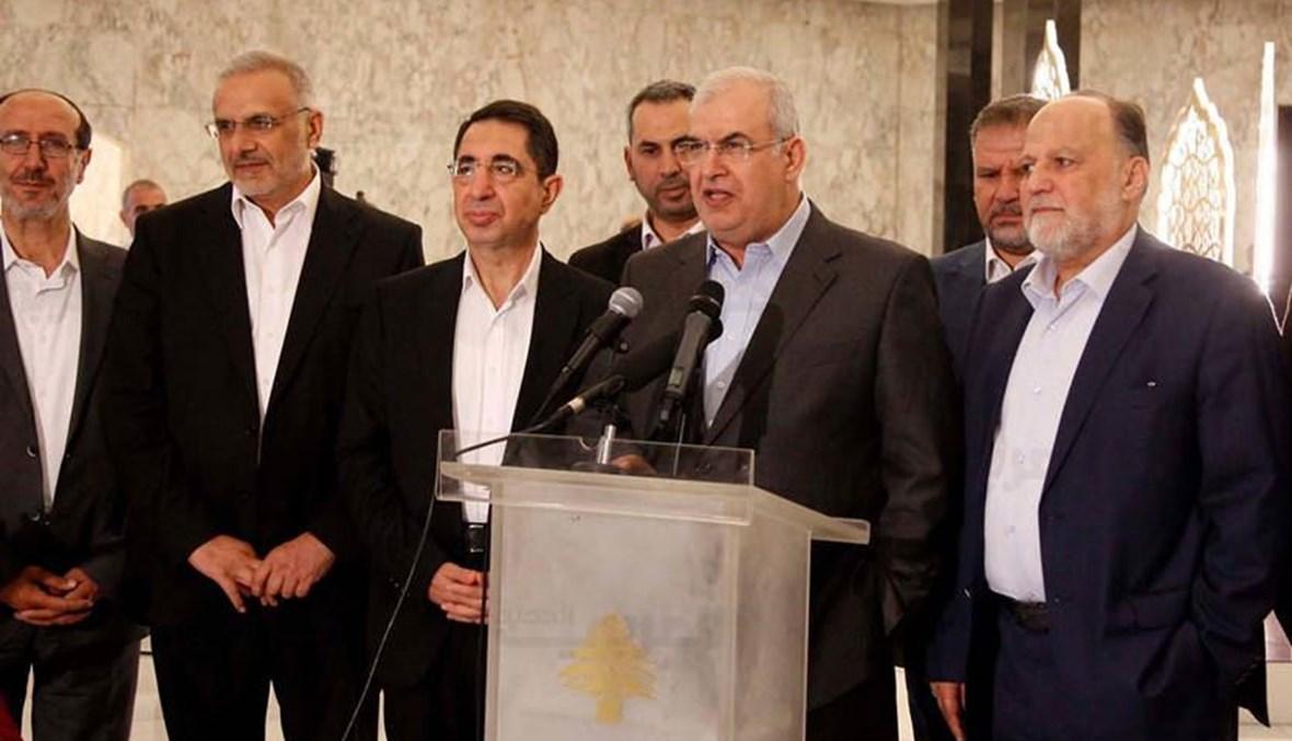 """""""عقدة  """"حزب الله"""
