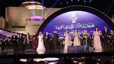 تكريم 12 مبدعاً... مهرجان الموسيقى العربية خارج الأسوار للمرة الأولى