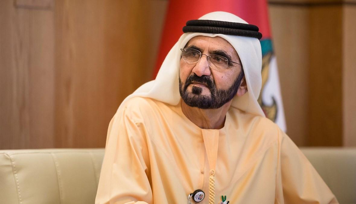 نائب رئيس دولة الإمارات محمد بن راشد