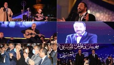 أهلاً مهرجان الموسيقى العربية