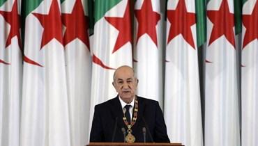 """الجزائر: الرئيس تبون """"بصدد اتمام بروتوكول العلاج"""" في المستشفى بألمانيا"""