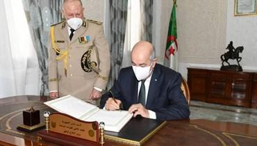 الرئاسة الجزائريّة: تبون أنهى البروتوكول العلاجي لكوفيد-19 وسيخضع لفحوص