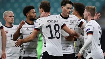 ألمانيا لتعادل في إشبيلية يضعها في نصف النهائي لدوري الأمم