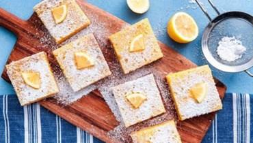 طريقة تحضير كعك الليمون: حلوى لذيذة مع الزبدة