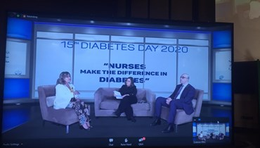 """""""يصنعون الفارق""""... الممرضات والممرضون لإدارة السكري في يومه العالمي"""