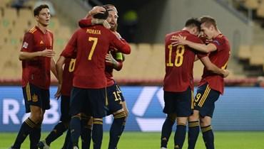 إسبانيا تُذل ألمانيا وتتأهل في دوري الأمم