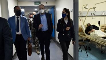كورونا لبنان: 5 وفيات من عائلة واحدة في بخعون