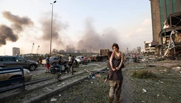 صور بنايات ومنازل... مصريان يُقيمان معرضاً في القاهرة لدعم ضحايا انفجار مرفأ بيروت