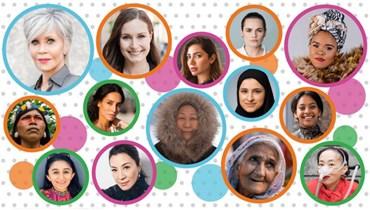 """بينهنَّ لبنانية... 11 امرأة عربية في قائمة """"بي بي سي"""" لأكثر النساء إلهاماً عام 2020"""