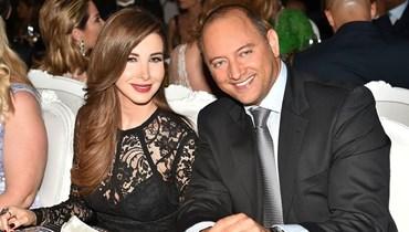 القاضي منصور يعفي زوج نانسي عجرم من العقاب