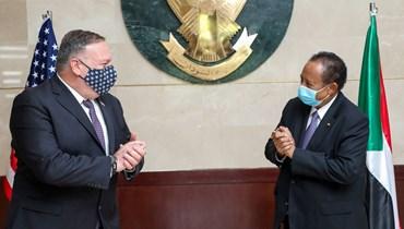"""السودان تنفي علمها بزيارة وفد اسرائيلي إلى البلاد... """"البتّ بالتطبيع في البرلمان الانتقالي"""""""