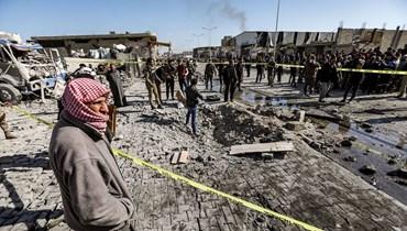 """مقتل خمسة أشخاص في انفجار سيارة في شمال سوريا...  اتّهام أوّلي لخلايا """"الدولة الإسلامية"""""""