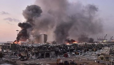 الإدعاء على هاني الحاج شحادة وموسى هزيمة في ملف إنفجار المرفأ